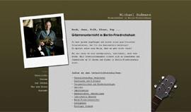 Michael Hussmann Gitarrenlehrer