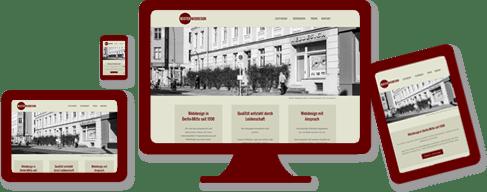 Webdesign Berlin - natürlich responsive!
