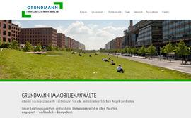 Grundmann Rechtsanwälte für Immobilienrecht in Berlin