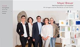 Mayer Breuer Rechtsanwälte Fachanwälte