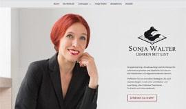 Sonja Walter, Lehrerfortbildung