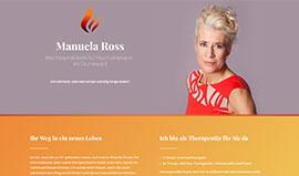 Manuela Ross, Heilpraktikerin