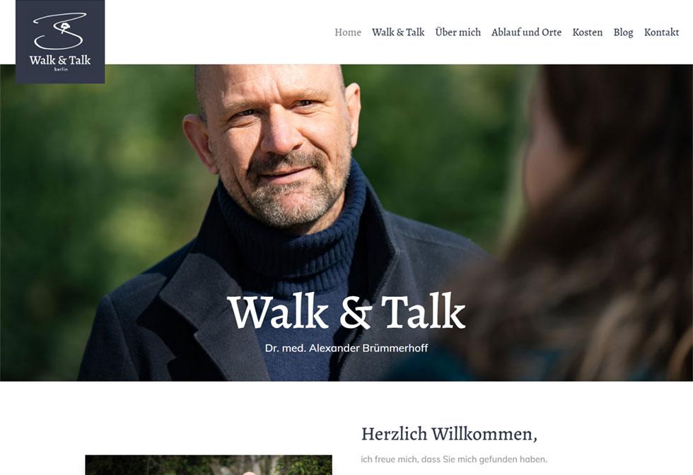 Walk & Talk Berlin – von Dr. med. Alexander Brümmerhoff