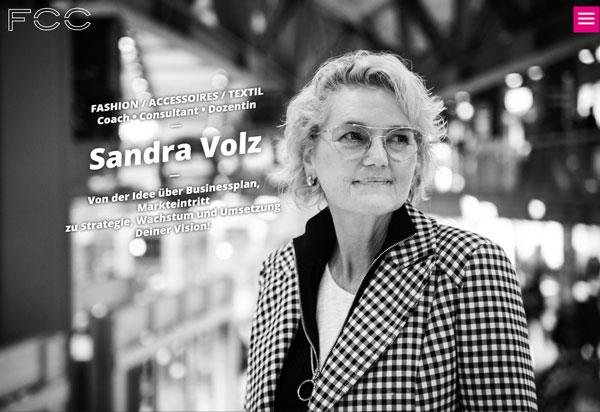 FCC – Sandra Volz – Coach Consultant und Dozentin